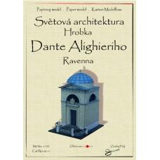 Hrobka Dante Alighieriho - Ravenna - 1:150 (0814)