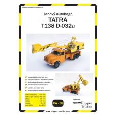 Tatra 138 D-032a - 1:32