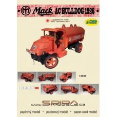 "Mack ""Bulldog"" AC Tanker 1926 - 1:32"