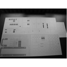 T448p Laserové Doplnky - 1:25