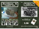 "Fordson N ""Campbell"" 1940 - 1:16"