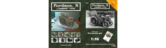 Fordson N Campbell
