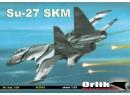 Sukhoi Su-27 SKM - 1:25 (A3)