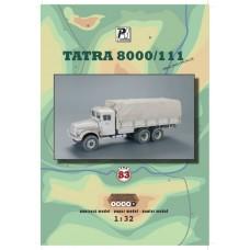 Tatra 8000/111 - 1:32