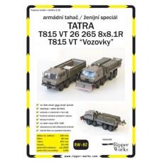 """Tatra 815VT 26 265 8x8.1R/VT """"Vozovka"""""""