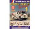 Comfort pack pre Tatra 815 HAS - Rallye Granada - Dakar 1995 -1:32