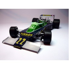 Ensign 177 Ford č.22 Derek Daly - 1:24